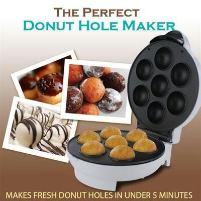 Smart Planet MDM-3 Donut Hole Maker (Best Store Bought Pizza Dough Mix)