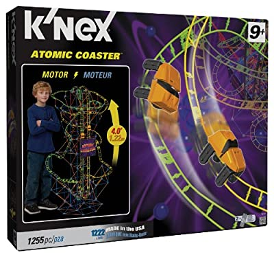 Knex Atomic Coaster from K'NEX
