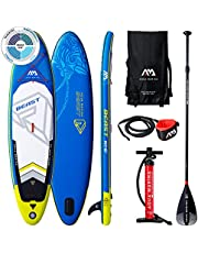 Aqua Marina Aufblasbare Stand Up Paddle Sup AQUAMARINA Biest 2019 Full Pack 320x81x15cm