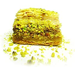May's Middle Eastern Signature Pastries (BAKLAVA Pistachio 12-Piece)