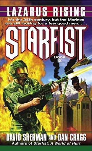 Download Lazarus Rising (Starfist, Book 6) pdf epub