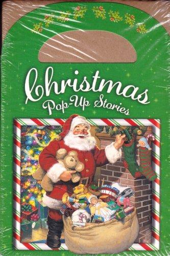 Download Set of Christmas Pop-Up Stories & Baby Animal Pop-Up Stories pdf epub