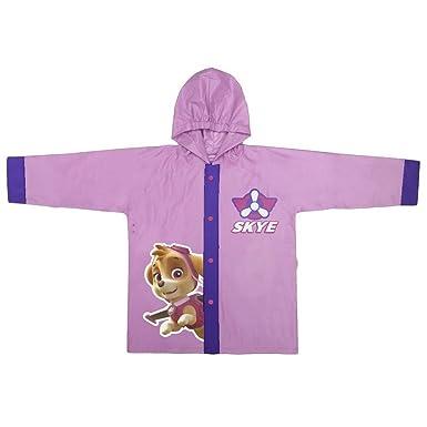 6a186835cb42d Veste de Pluie Pat Patrouille 6 Ans imperméable Parka Disney Fille:  Amazon.fr: Vêtements et accessoires
