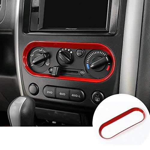 Interior Center Air Condition Button Frame Cover JINYIYUAN