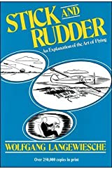 Stick and Rudder: An Explanation of the Art of Flying Hardcover