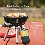 Coleman Gas Camping Stove   4 in 1 Portable Propane