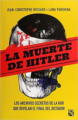 La muerte de Hitler (Spanish Edition): Jean-Christophe ...