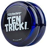 YOYO FACTORY Yoyofactory YoyofactoryYO-250 Tentrick Yo-Yo, Blue/Black