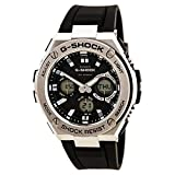 Casio Men's 'G SHOCK' Quartz Stainless Steel and Resin Casual Watch, Color