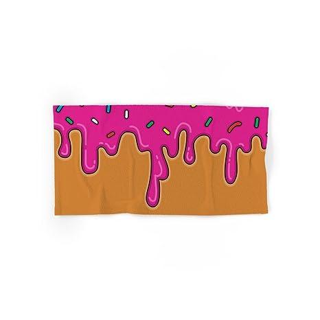 Mano y toalla de baño, multicolor, Set of 4 (