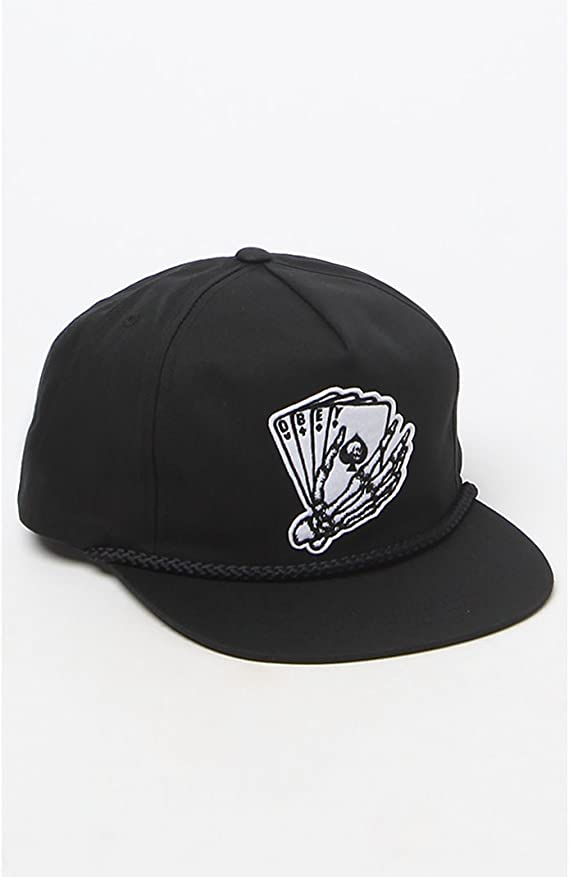 Obey Gorra de blackjack: Amazon.es: Ropa y accesorios