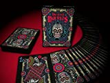 With a new design and new illustrations but still printed by USPCC, the Second Edition is a continuation of the themes explored in the first - the spirit, art and tradition of the holiday that is Dia de los Muertos.This time artist, Dave Edge...
