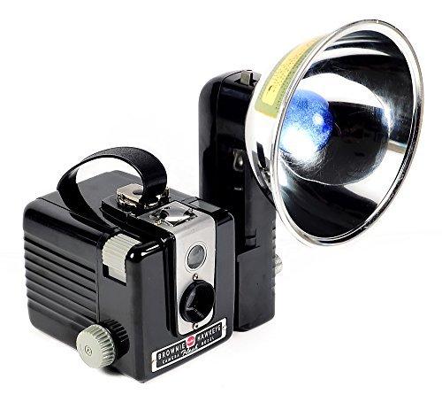 Kodak Brownie Hawkeye Box Camera with Flash - Vintage (Hawkeye Flash)