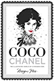 img - for Coco Chanel: The Illustrated World of a Fashion Icon book / textbook / text book