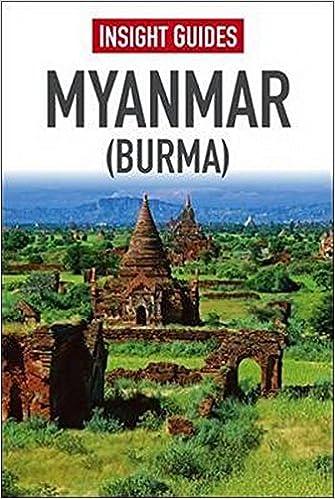 Insight Guides: Myanmar (Burma) (10th Edition)