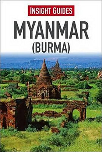 Insight Guide Myanmar (Burma) (Insight Guides)