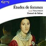 Études de femmes   Honoré de Balzac
