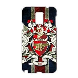 Arsenal FC Logo Case 3D Colorful Fashion Arsenal Football Club Phone Case for Samsung Galaxy Note 4 Premier League Team Logo