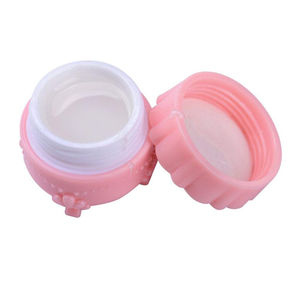 Anself 8g Nail Glue Nail Art Decorations Jewelry Gems Adhesive Glue UV LED Soak Off Che Gel Nail Art Equipment