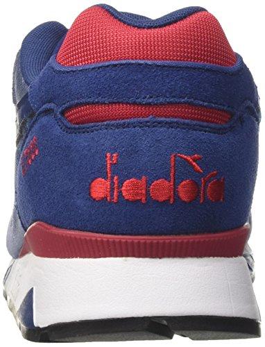 Diadora Infinity Uomo Basso Ski Nyl Estate Patro a Sneaker II Collo Blu V7000 Blue pAqwrpT