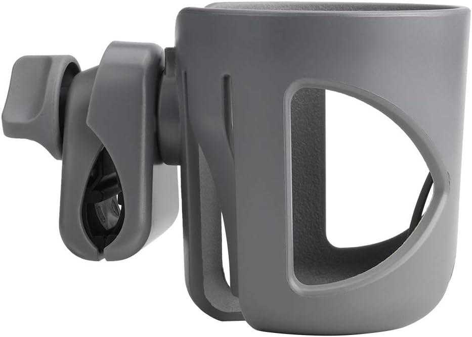 Portavasos Cochecito 360 Grados Universal Rotación Copa Rack Titular De La Bebida Para El Bebé Portavasos Trolley Niño Coche Accesorios