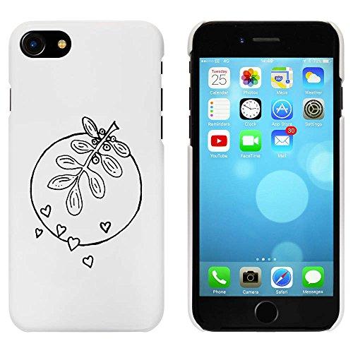 Blanc 'Du Gui' étui / housse pour iPhone 7 (MC00059894)