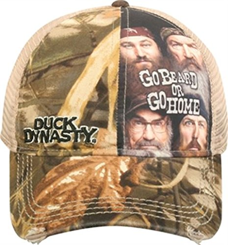 Duck Commander Duck Dynasty Realtree Max-4 Camo Go
