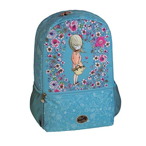 Busquets - school backpack PETALS
