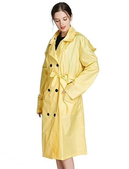 f97d04e83511d Amazon.com: DILIBA LOHASCASA Rain Poncho Lightweight Waterproof ...