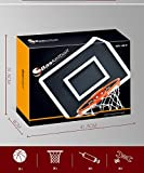 XinBooming Indoor Hanging Basketball Hoop Mini Basketball Board For Office Game & Kids Game