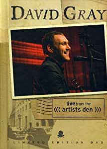 David Gray: Live From the Artists Den