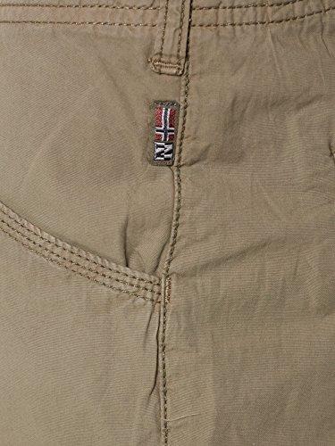 Napapijri Kaki Noto Shorts De Marine qX4wf0q