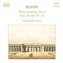 Piano Sonatas 6