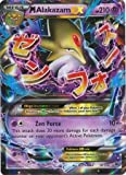 Pokemon - Mega-Alakazam-EX (26/124) - XY Fates Collide - Holo