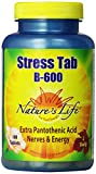 Nature's Life Stress Tabs B-600 Tablets, 100 Count For Sale