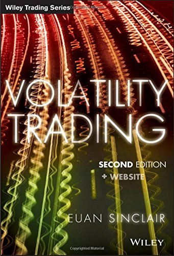 Volatility Trading, + Website by Wiley