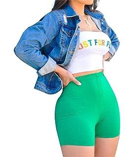 a9d38dc9162 Molisry Women Cute Two Piece Outfits Letter Print Short Sleeve Sweatshirt  Short Pants Tracksuit