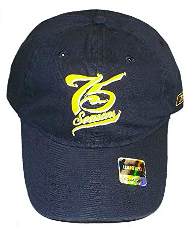 (Reebok Pittsburg Steelers 75 Seasons Slouch Strap Back Hat - Women Osfa - EB88W)