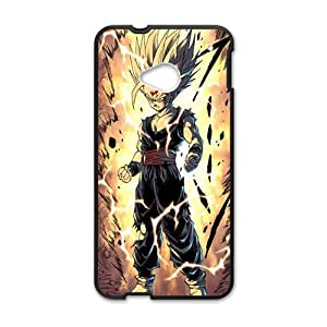 DAZHAHUI Dragon ball cartoon pattern Cell Phone Case for HTC One M7 BY RANDLE FRICK by heywan