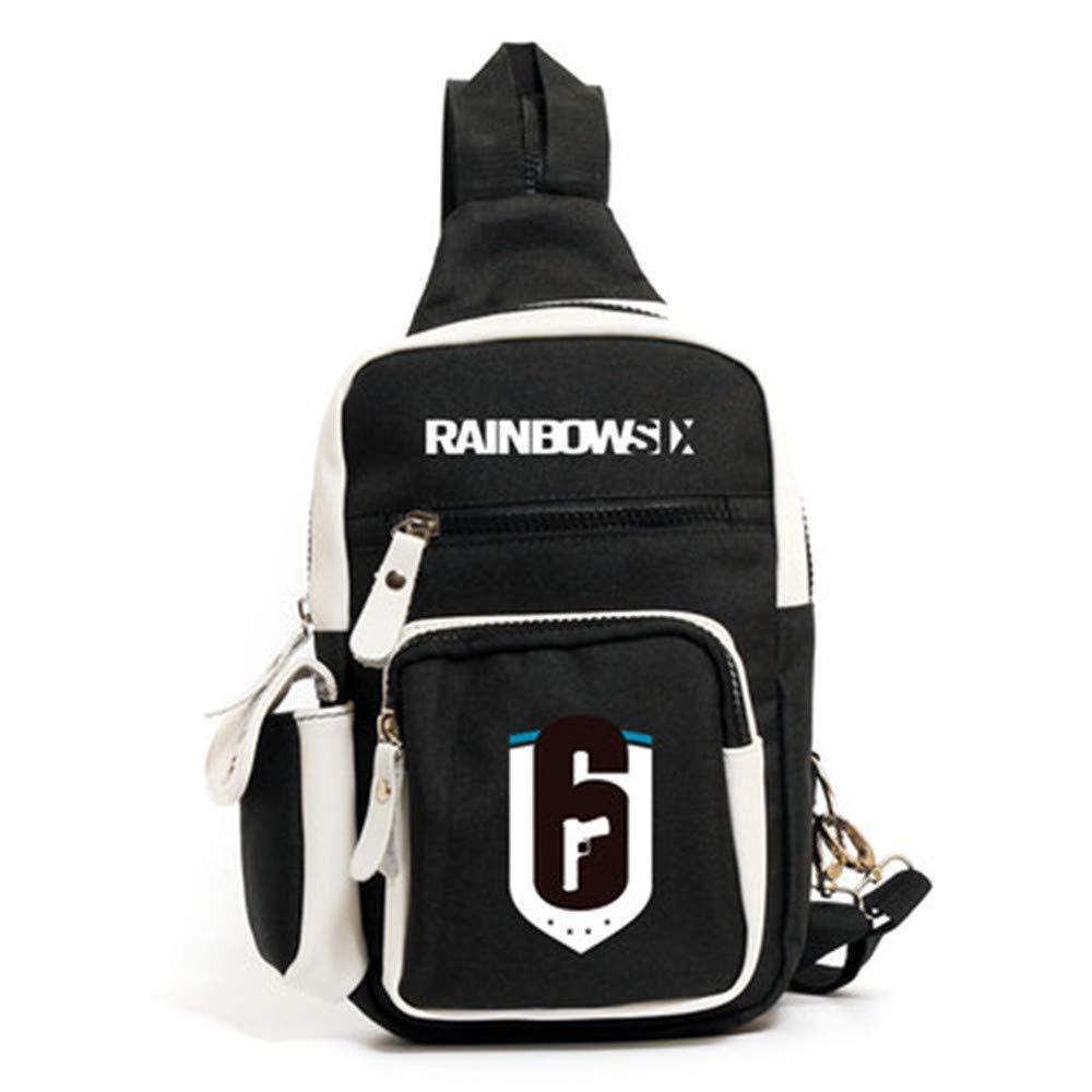 HNdrcc Rainbow Sixth Chest Bag/Siege R6 Bolsa de Hombro ...