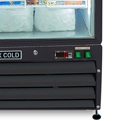 Maxx Cold NSF Door Merchandiser Free in