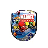 Mighty Beanz Marvel 4-Pack Thing