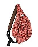MERU Sling Backpack - Crossbody Sling Bag With Advanced Memory Foam Comfort Strap. The Ideal EDC Bag For Men and Women - Aztec