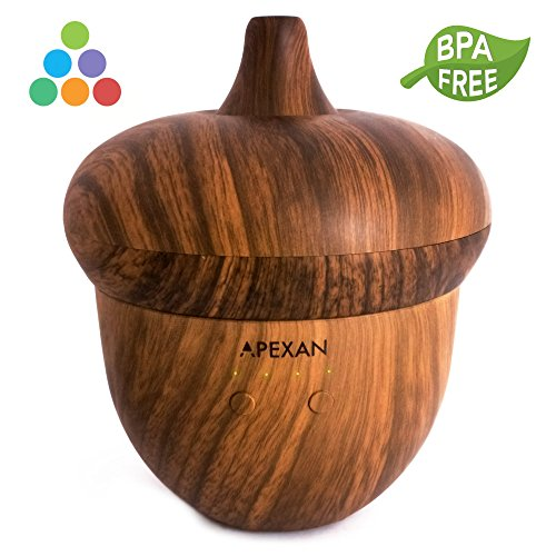 wooden aroma diffuser - 5