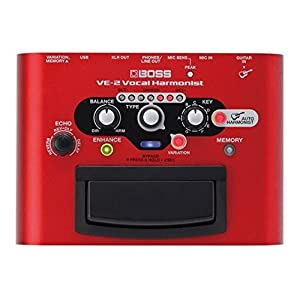 BOSS Vocal Harmonist Effects Processor Stompb...
