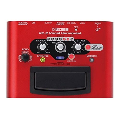 VE 2 Harmonist Stompbox Guitar Driven Harmonies product image