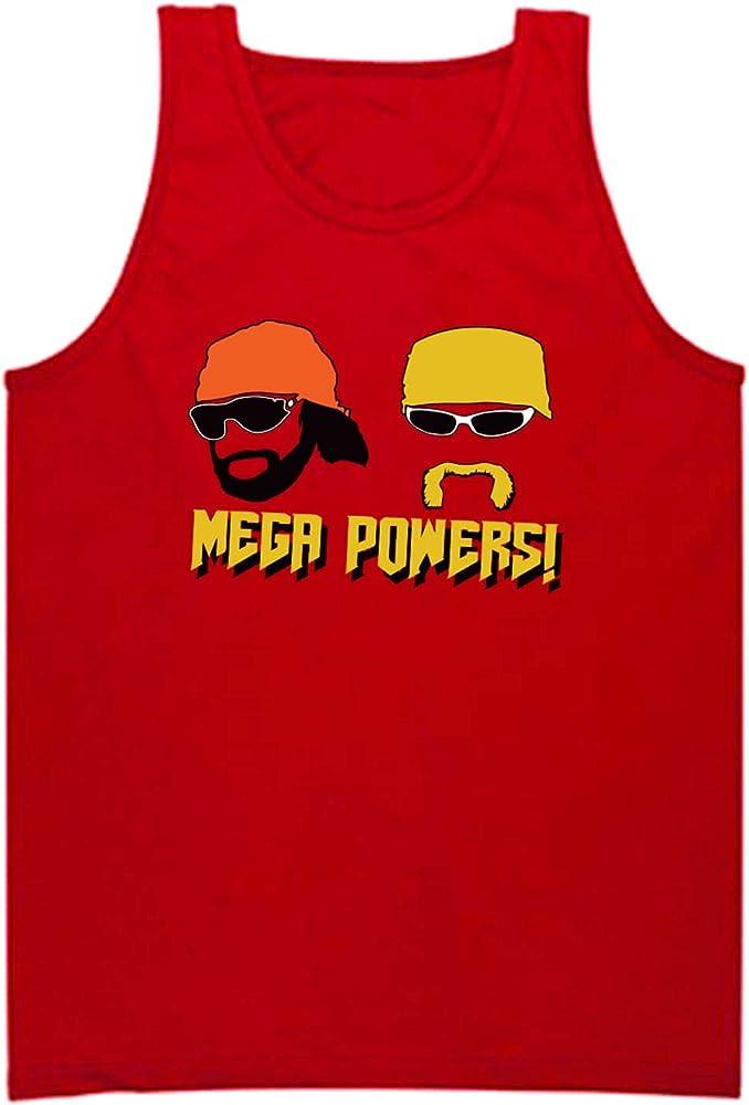 Hogan Macho Man Mega Powers Shirts