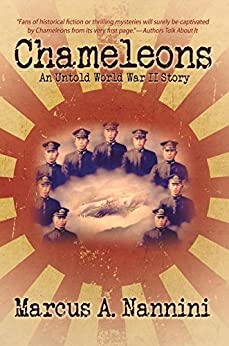 Chameleons: An Untold World War II Story by [Nannini, Marcus A.]