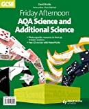 Friday Afternoon AQA Science and Additional Science, David Brodie and Max Parsonage, 1444108425