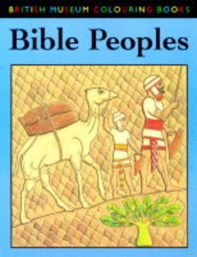 Bible Peoples (British Museum Colouring Books)